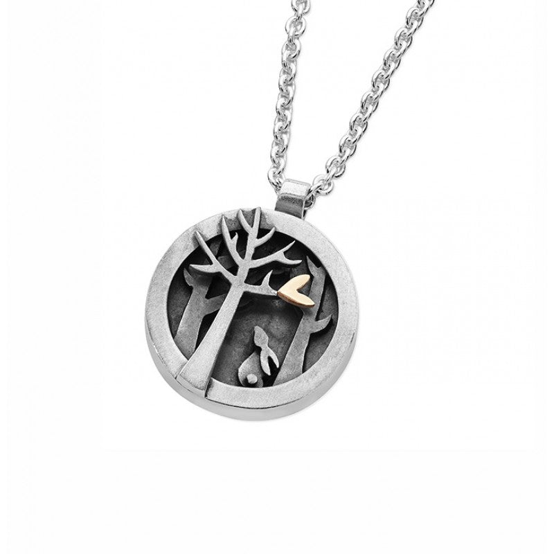 Woodlands small necklace - EWS