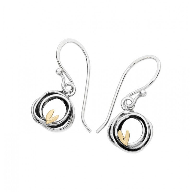 Three little birds drop earrings - DLB