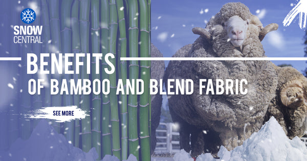 Benefits of Bamboo and Merino Blend Fabric