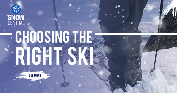 Choosing The Right Ski