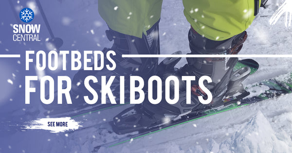 Footbeds for Ski Boots