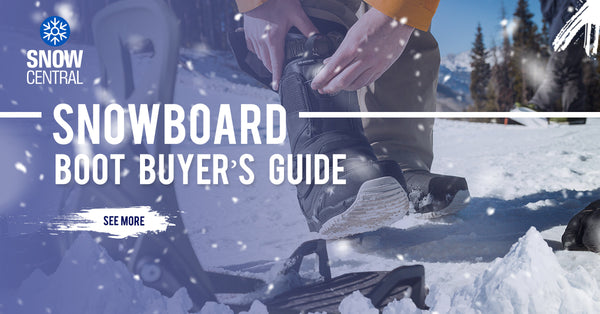 Snowboard Boot Buyer's Guide