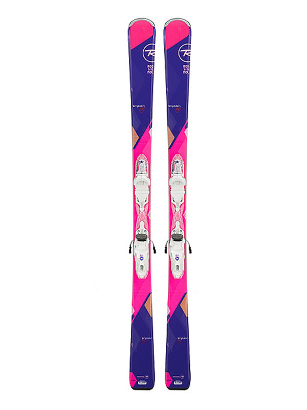 Rossignol Temptation 80 Ski + Xpress 10 Bindings 2016