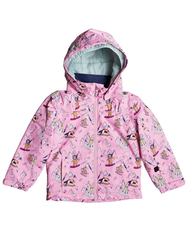 Roxy Mini Jetty Girl Jacket Kids