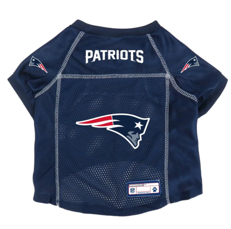 Patriots Pet Jersey - XL