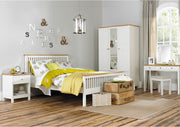 Pacific Two Tone Bedstead