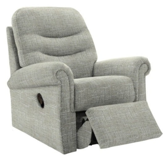 G Plan Holmes Fabric Recliner Armchair