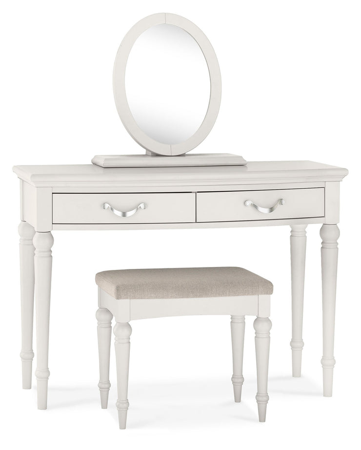 Geneva Soft Grey Vanity Mirror
