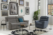 Parker Knoll Colorado Leather Recliner Armchair