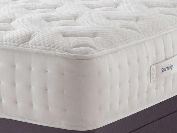 Silentnight Honeydew Geltex Divan Bed