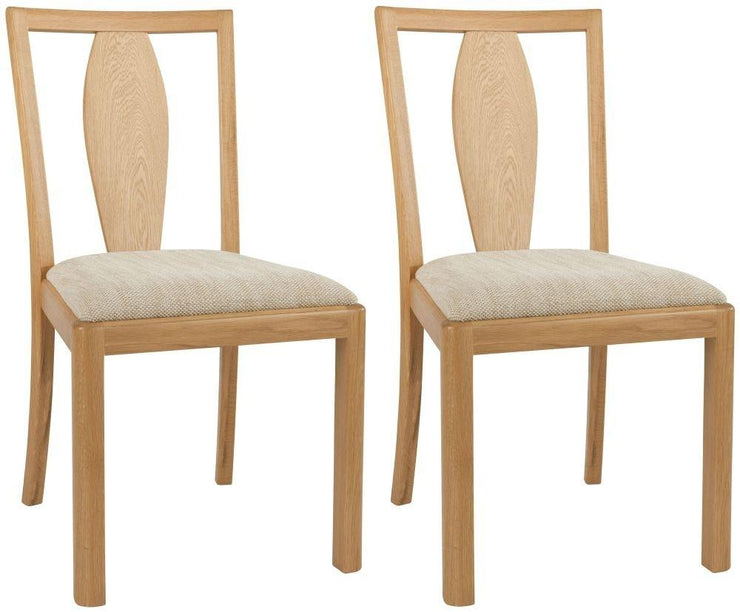 Nordic Wooden Back Chair Reeds Home Store