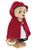 Red Riding Hood & Masquerade - Limited Edition 17 of 200 - Charlie Bears Isabelle Collection
