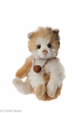 Rocky - Limited Edition Mini Mohair 154 of 2000 - Charlie Bears Minimo Collection