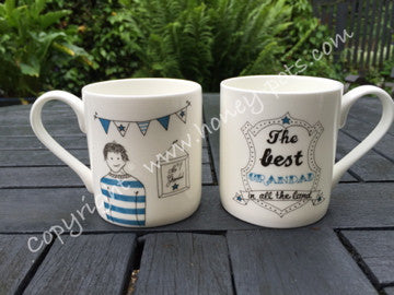 The best Grandad in all the land - Mug