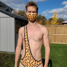 Load image into Gallery viewer, Leopard King Face Condom