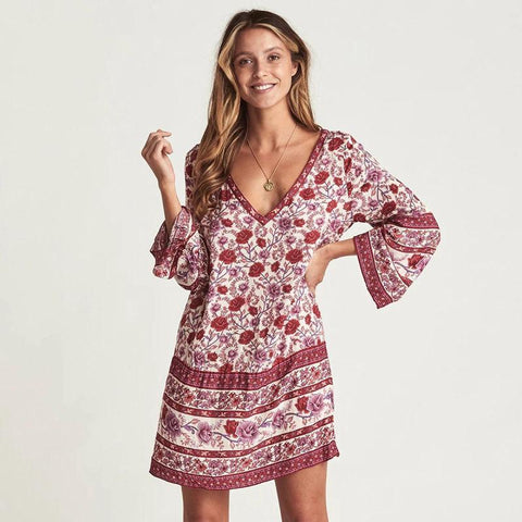 Gypsy Dress Hippie