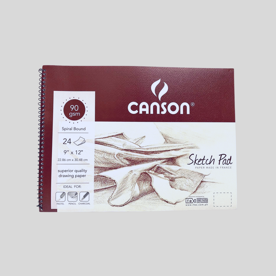 Canson Sketch Pad 90gsm