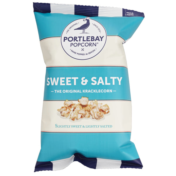 Sweet & Salty Portlebay Popcorn