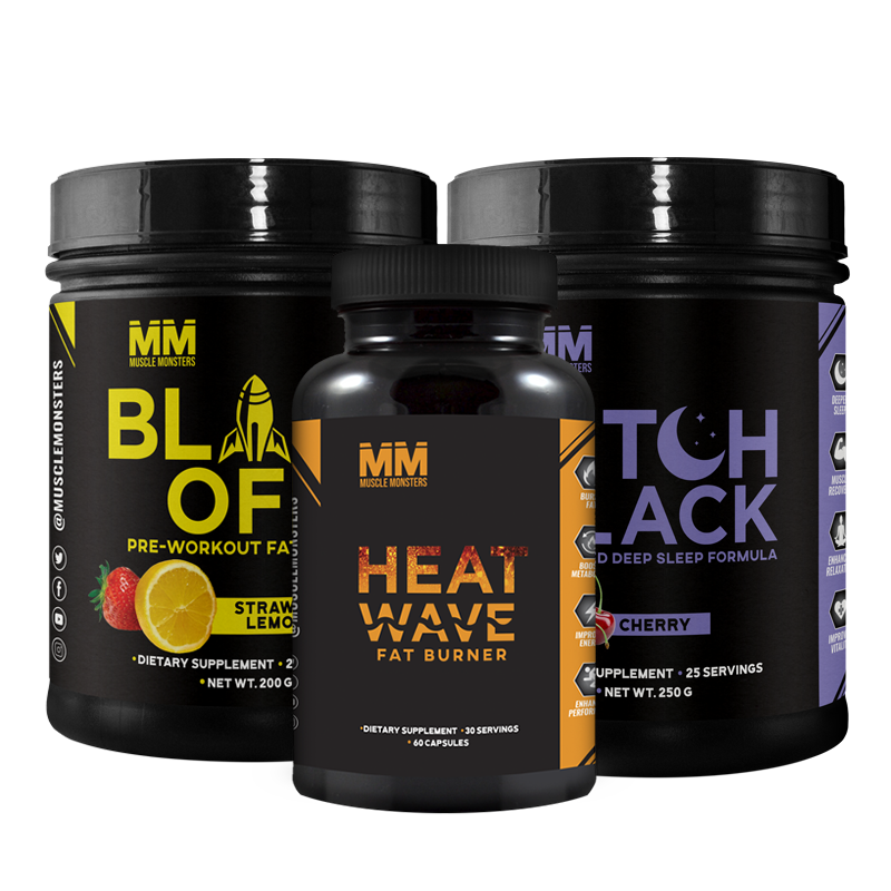 Max Fat Burning Stack