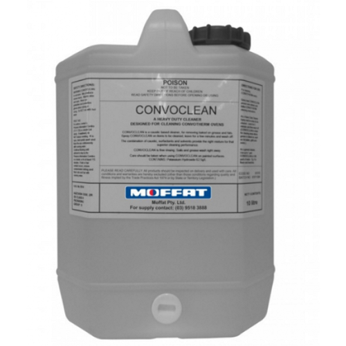 Convoclean Oven Cleaner for Use on Convotherm Ovens with Convoclean System