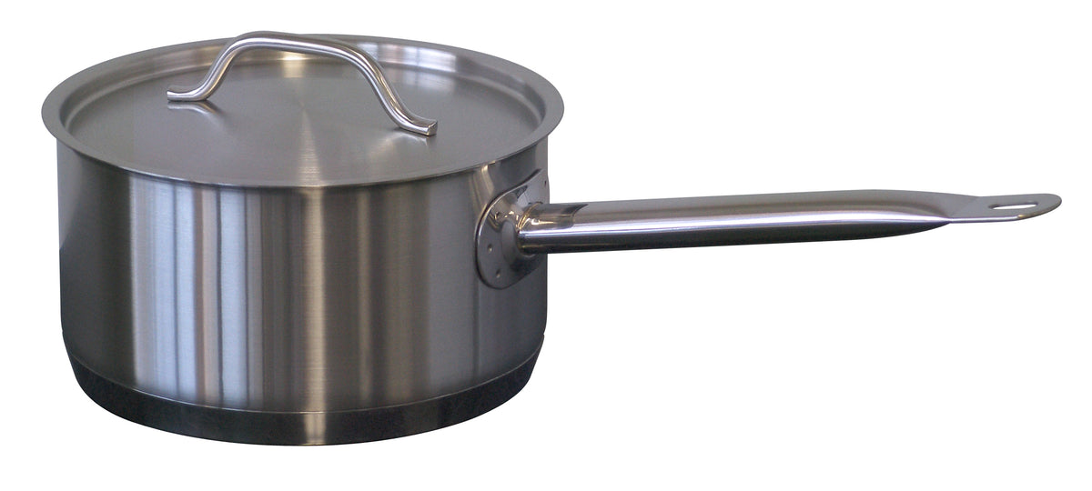 Forje Low Saucepan, 1.9Lt-Pacific