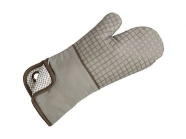 Maxwell and Williams Epicurious Oven Mitt Taupe