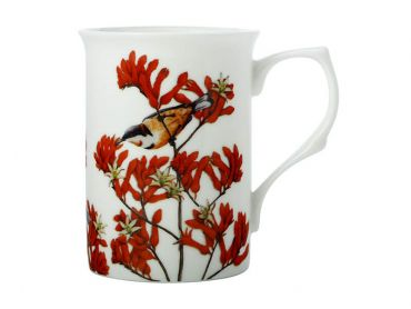 Maxwell and Williams Royal Botanic Gardens - Garden Friends Mug 300ML Spinebill Gift Boxed