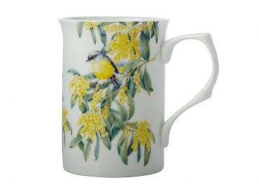 Maxwell and Williams Royal Botanic Gardens - Garden Friends Mug 300ML Robin Gift Boxed