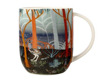 Maxwell and Williams Melanie Hava Jugaig-Bana-Wabu Mug 440ML Cassowaries Gift Boxed