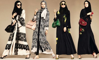 Abaya dresses, there's more to them than meets the eye