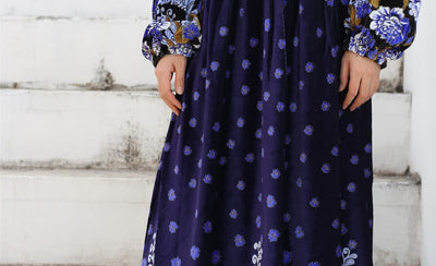 Our Top Tips On How To Style Velvet Abayas