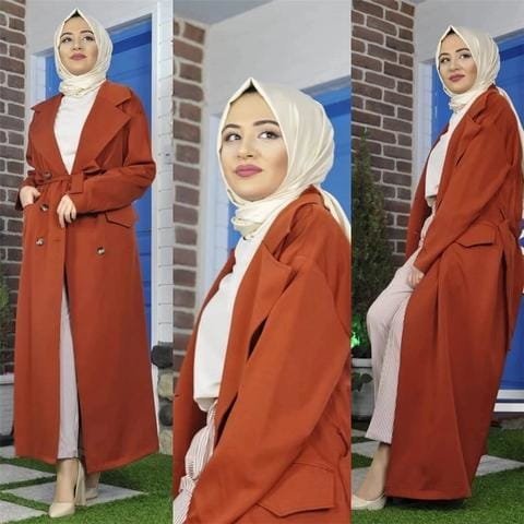 Best Abayas Dresses For The Winter