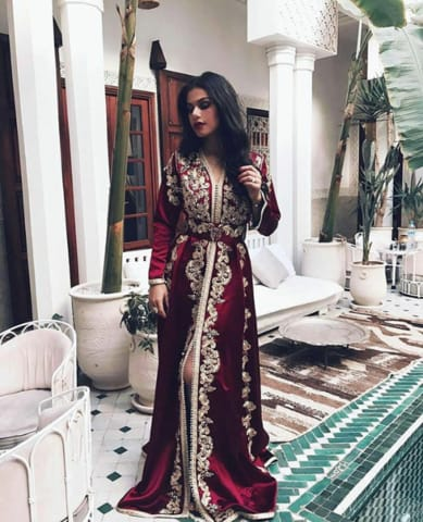 4 Of The Most Popular Arab Women Dress Styles