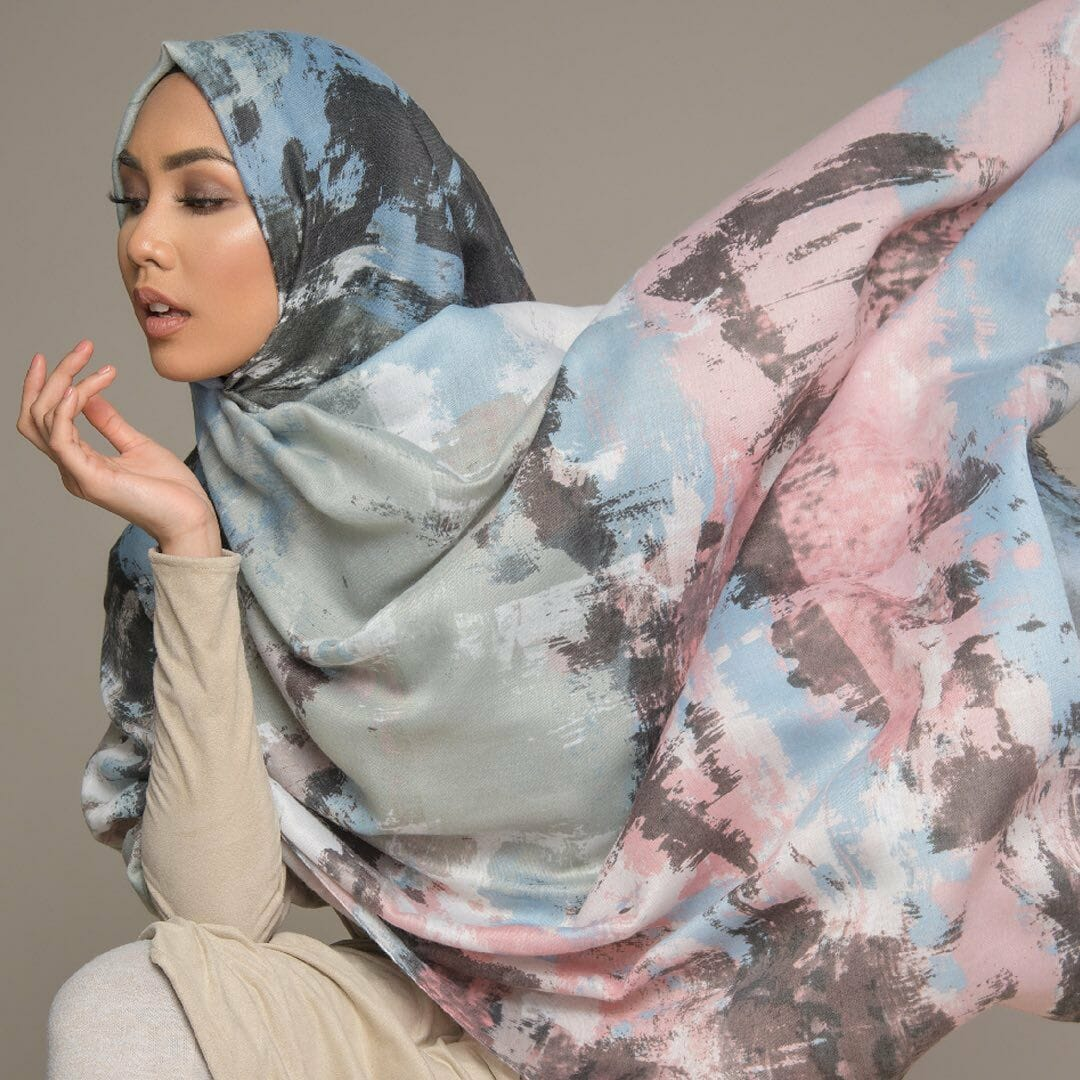 New and Trendy Different Hijab Styles