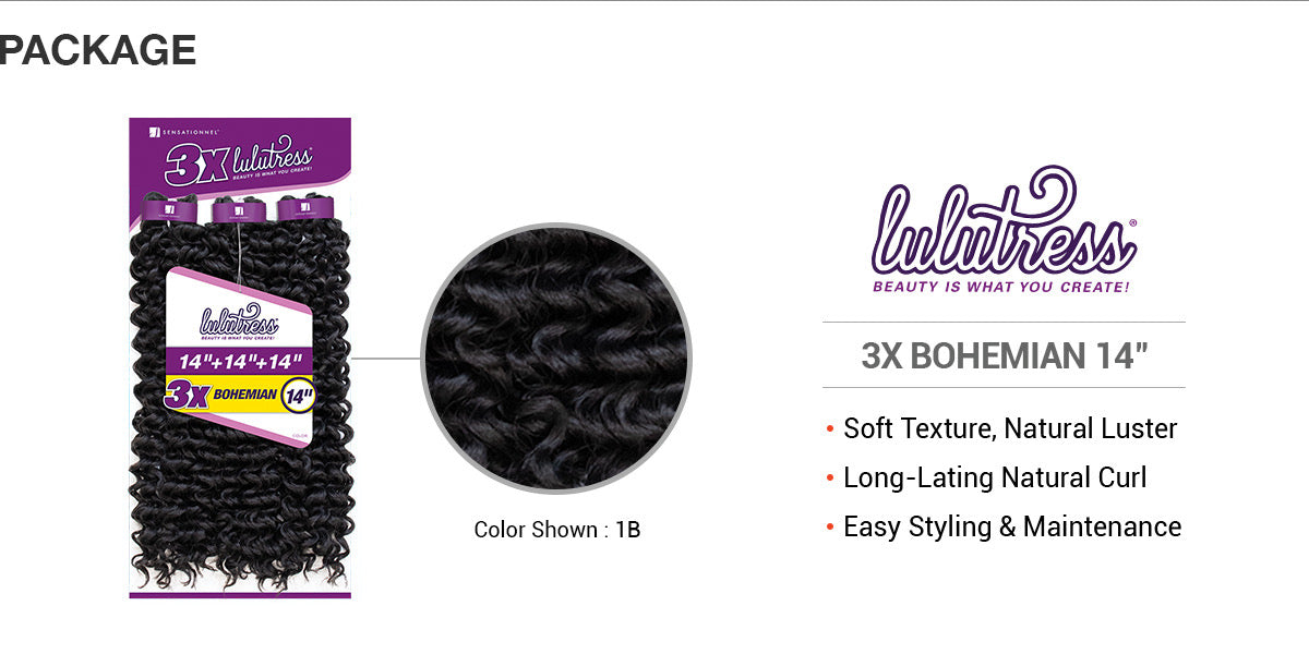 Sensationnel Crochet Braids