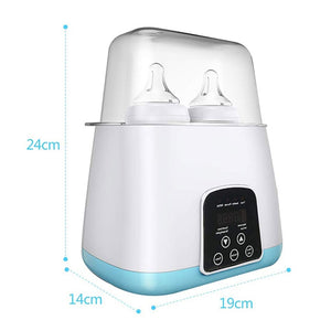 Multi-function 6 in 1 Thermostat Baby Milk Bottle Disinfection