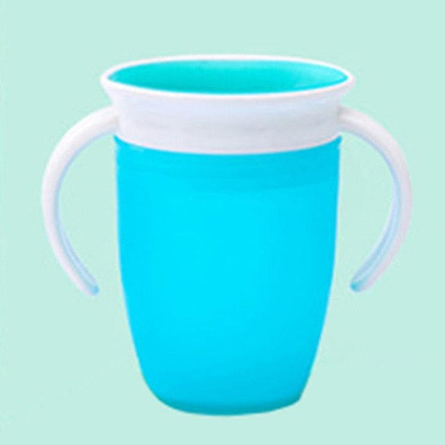 240ML Baby Magic Cups That Can Be Rotated