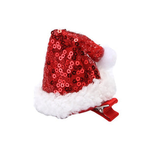 Christmas Hair Hairpin Baby Girls Headband