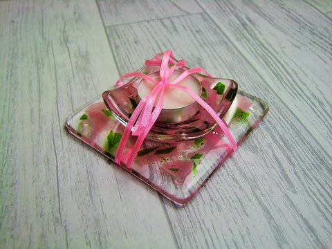 Gift Set - Pink & Green Confetti