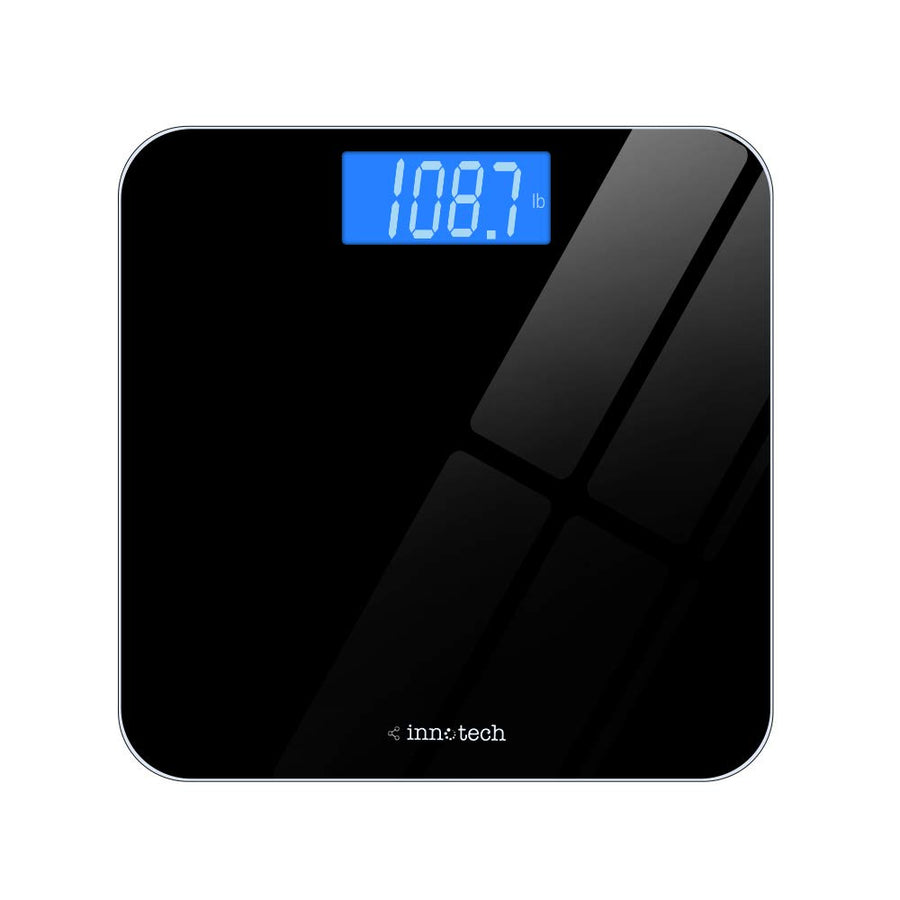 Innotech Digital Bathroom Scale ID-767 Black