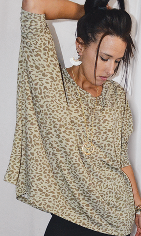 My Favourite Things leopard top