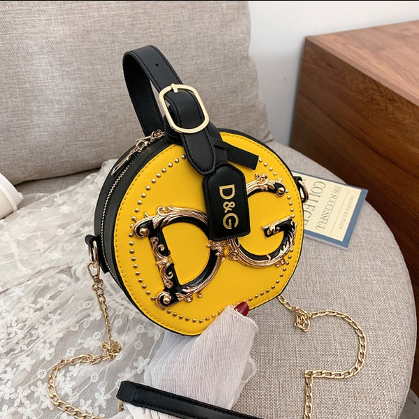 2020 New style Luxury Brand Women Shoulder Bag Small Purses Clutches Girl Handabg Crossbody Bags for Women PU leather bag 18cm