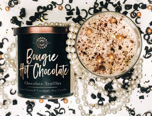 Bougie Hot Chocolate
