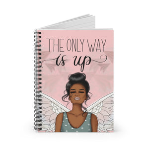 The Only Way is Up Positive Thinking Journal