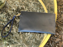 Load image into Gallery viewer, Leather Wristlet