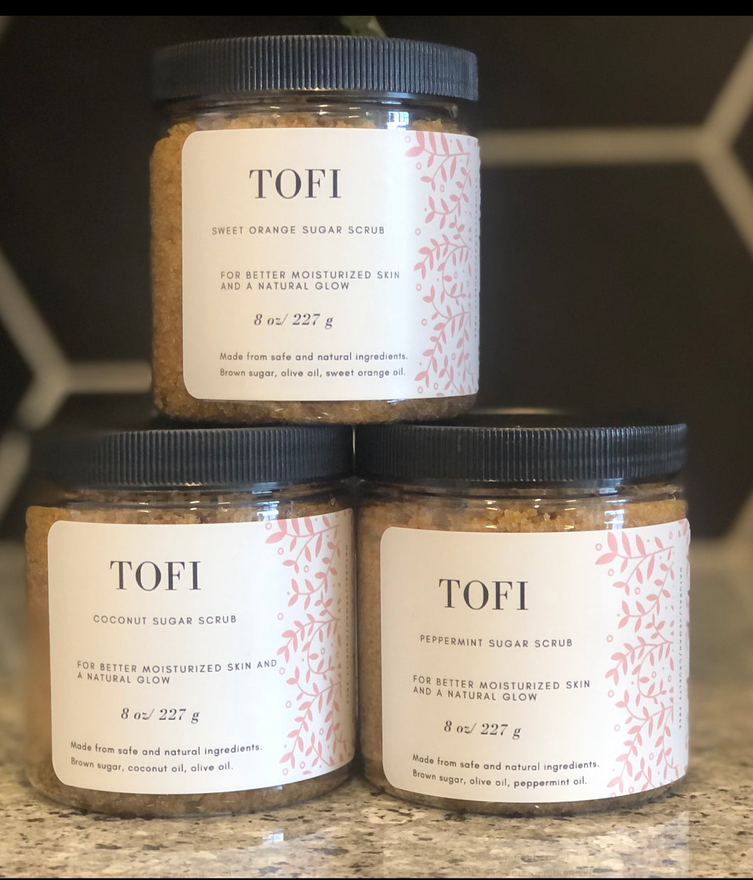 Tofi Brown Sugar Scrub