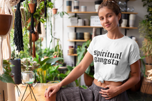 Load image into Gallery viewer, Spiritual Gangsta Tee