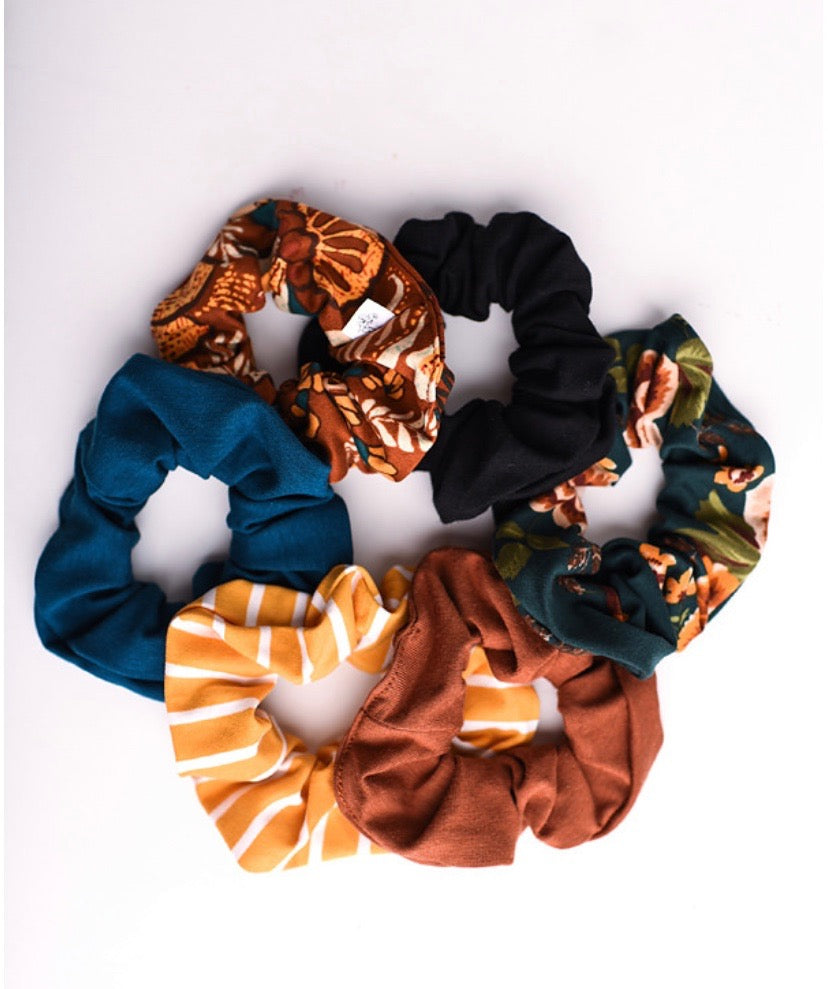 Scrunchies by Loon and Bloom