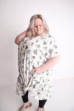 Load image into Gallery viewer, *Pre-sale* Fern Swing Dress (Rayon from Bamboo fabric) | Loon and Bloom
