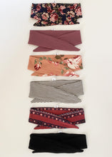 Load image into Gallery viewer, Tie Headbands by Loon and Bloom